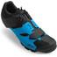 Giro Cylinder schoenen Heren blauw/zwart
